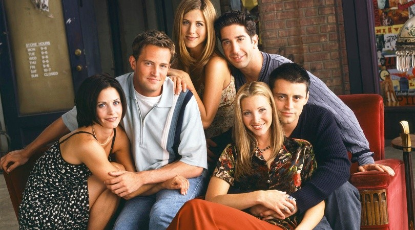 5 momentos imperdibles de Friends(Copyright 1999 Adobe Systems Incorporated)