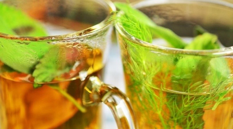 #MedicinaNatural: 4 beneficios de las infusiones