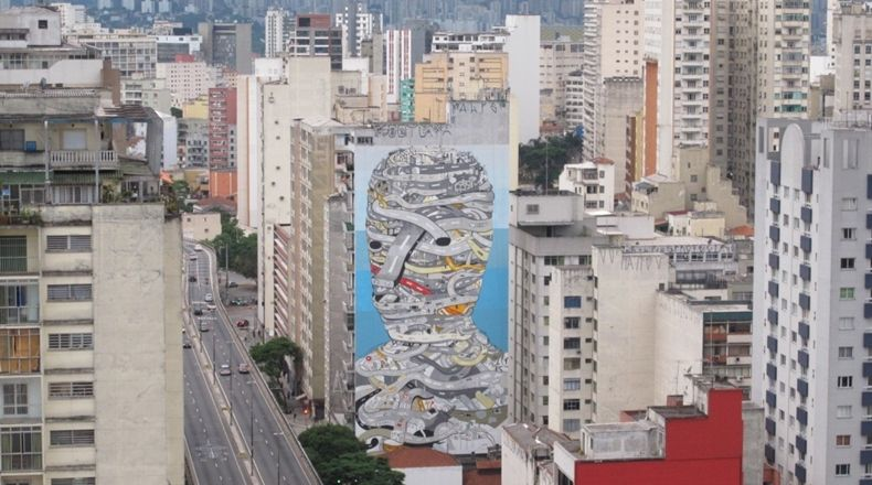 Street art imperdible |