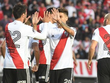 River goleó a Central Norte de Salta en el estadio de Colón |