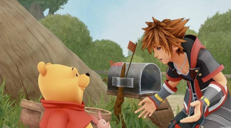 China censura a Winnie Pooh(Square Enix)