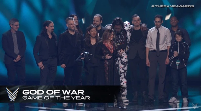 God of War derrota a Red Dead Redemption 2 en The Game Awards(The Game Awards)