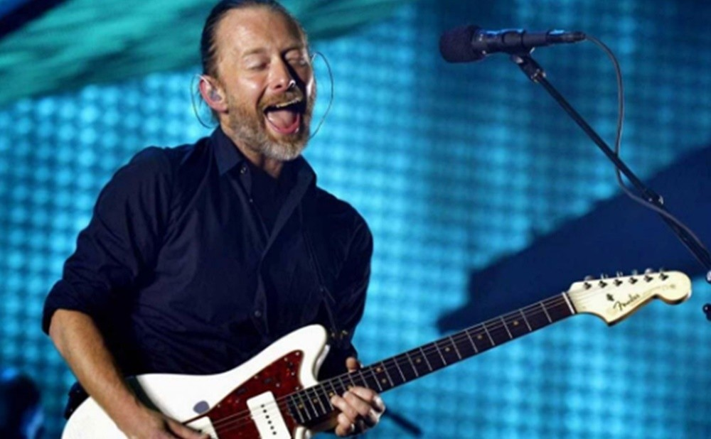 Radiohead estará en la ceremonia