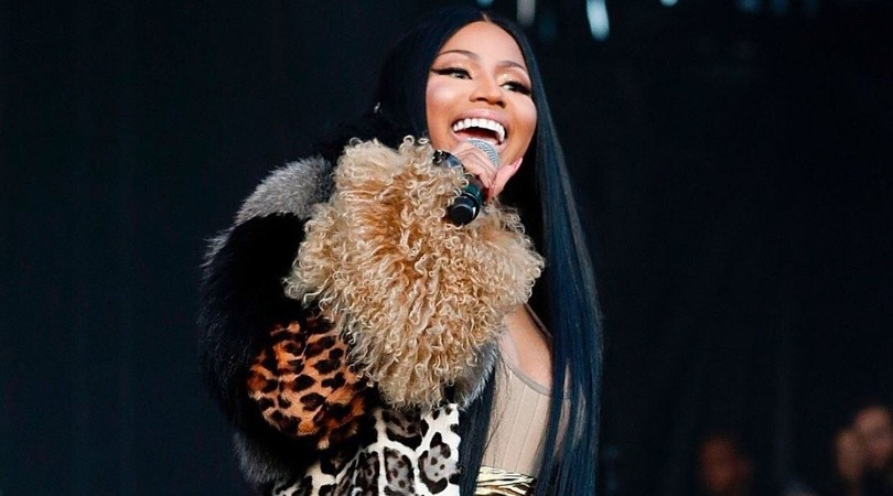 "Domina el freestyle: Nicky Minaj presentó ""Barbie Goin Bad"""