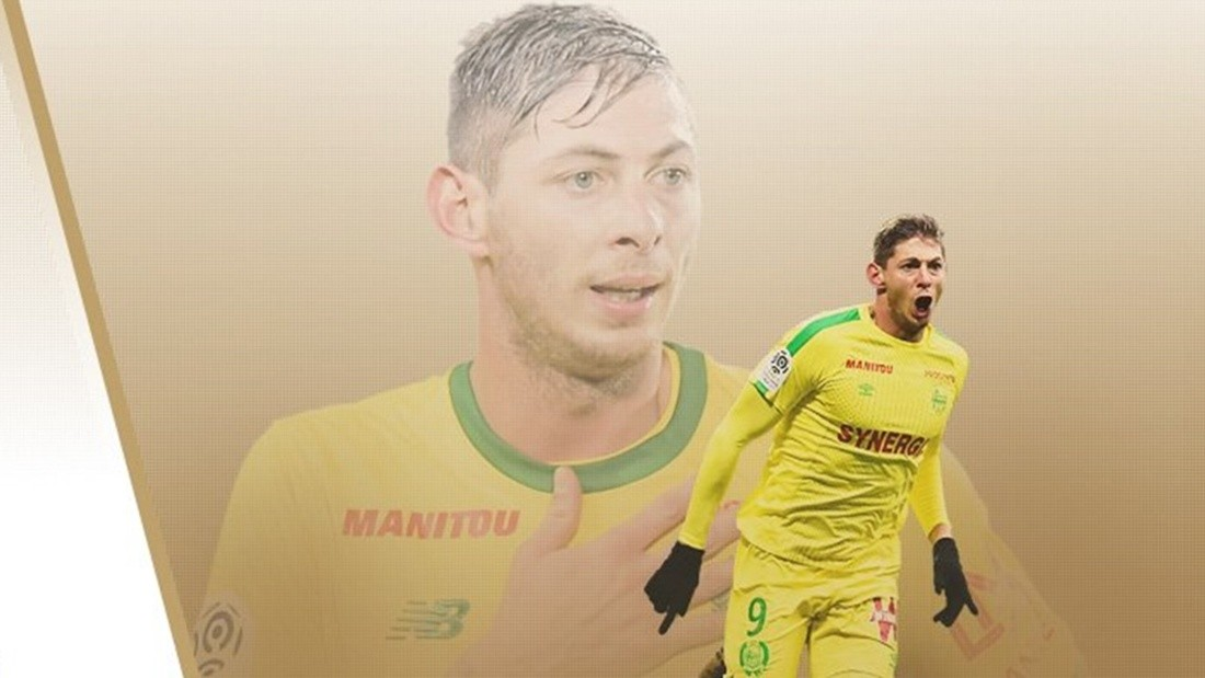 Progreso despide a Emiliano Sala