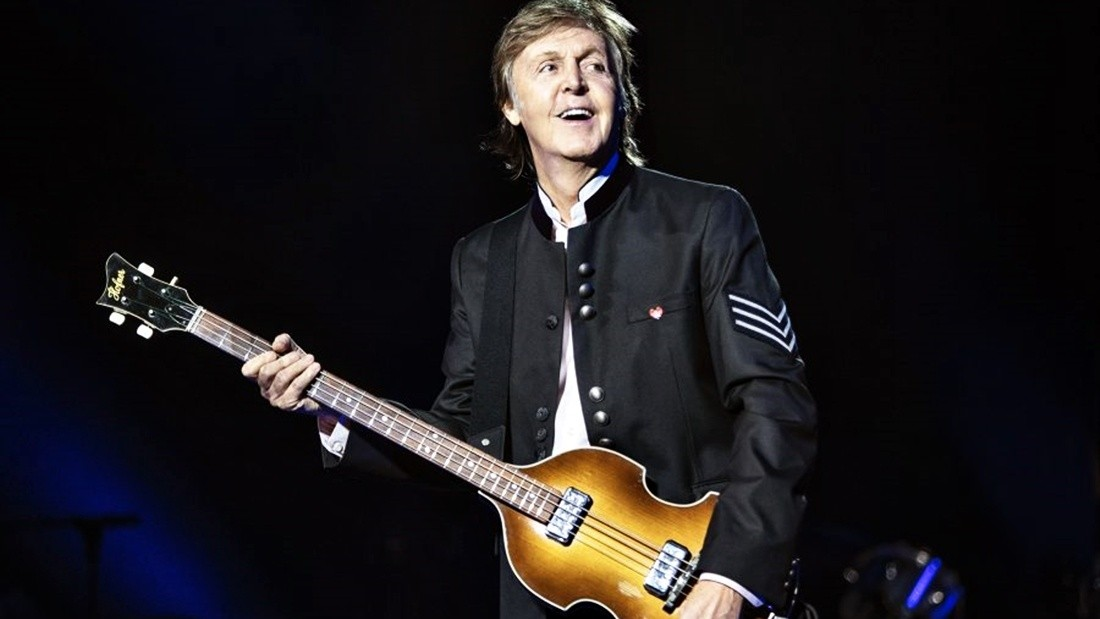 Paul McCartney, por cuarta vez en Argentina
