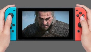 The Witcher 3 llega a Switch