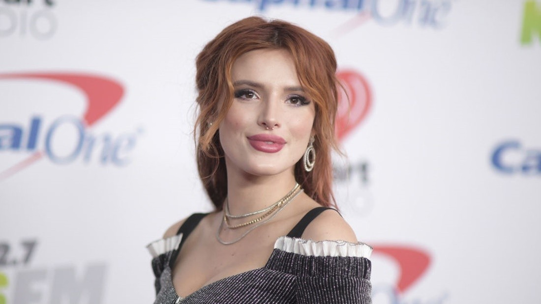 Bella Thorne se define como pansexual