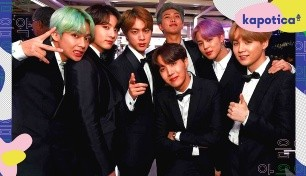 BTS nominado a los MTV Video Music Awards
