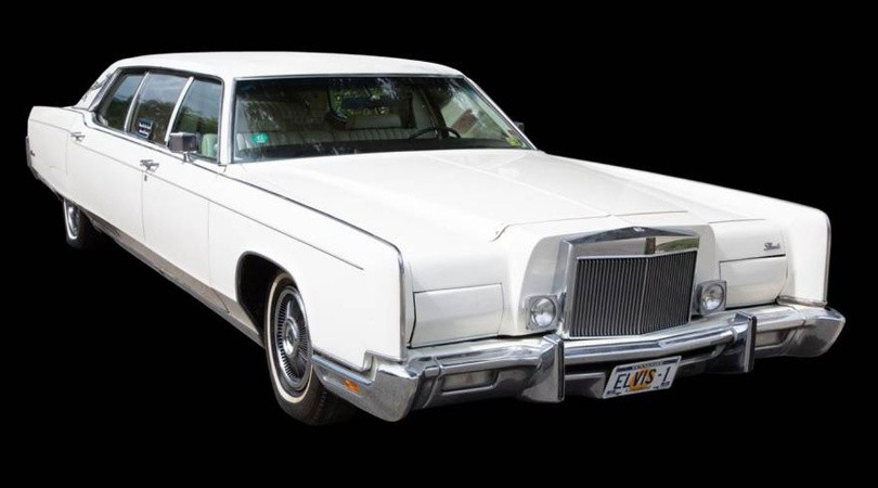 Lincoln Continental del 73(GWS Auctions)