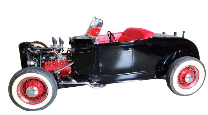 Elvis Roadster(GWS Auctions)