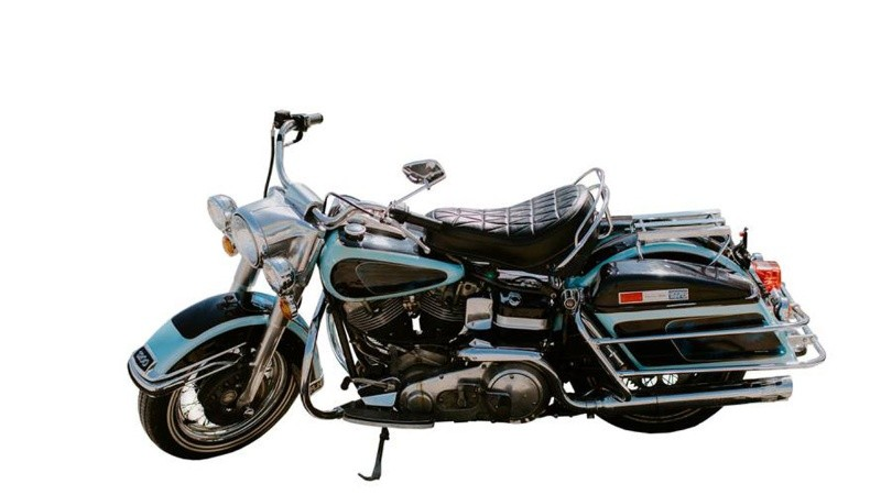 Harley Davidson FLH 1200 Electra Glide(GWS Auctions)