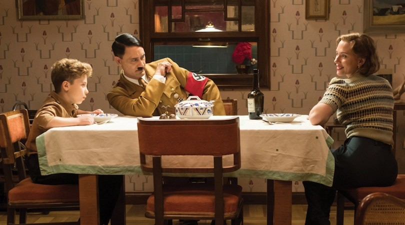 Taika Waititi como Hitler(Fox Searchlight)