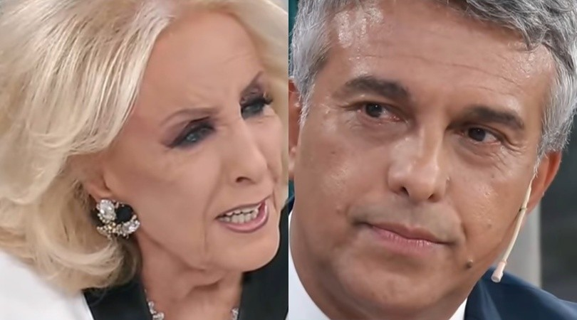 Desubicada pregunta de Mirtha Legrand a Mario Massaccesi