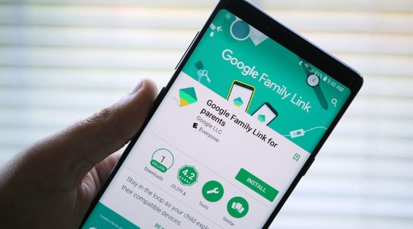 Family Link, el software de control parental