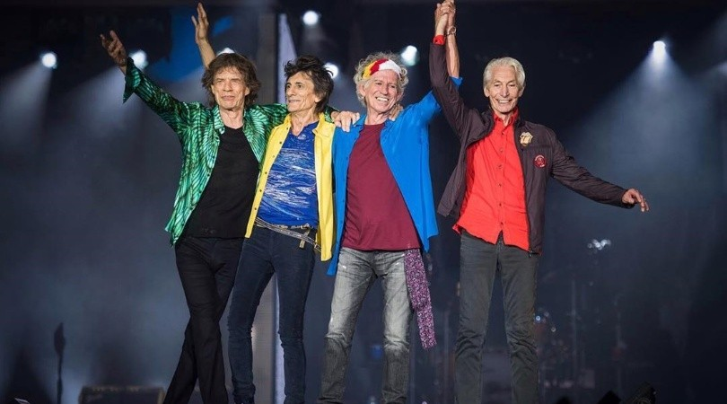The Rolling Stones(Foto: Instagram @therollingstones)