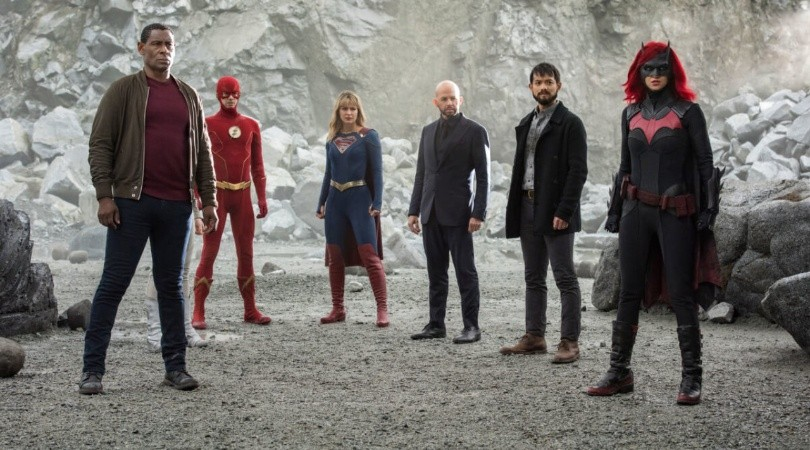 Un final y un comienzo(The CW)
