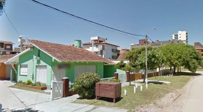 Villa Gesell (Foto: captura Google Maps).