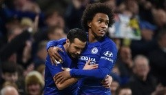 Willian y Pedro confirman su salida del Chelsea