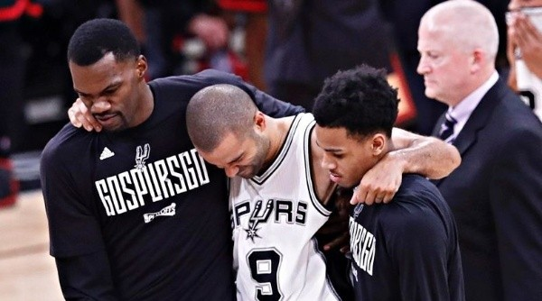 Spurs eliminan a Rockets; disputarán final del Oeste