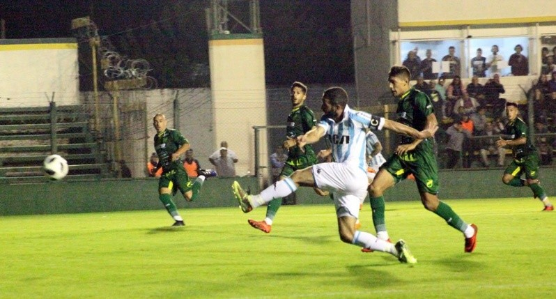 Racing - Defensa y Justicia