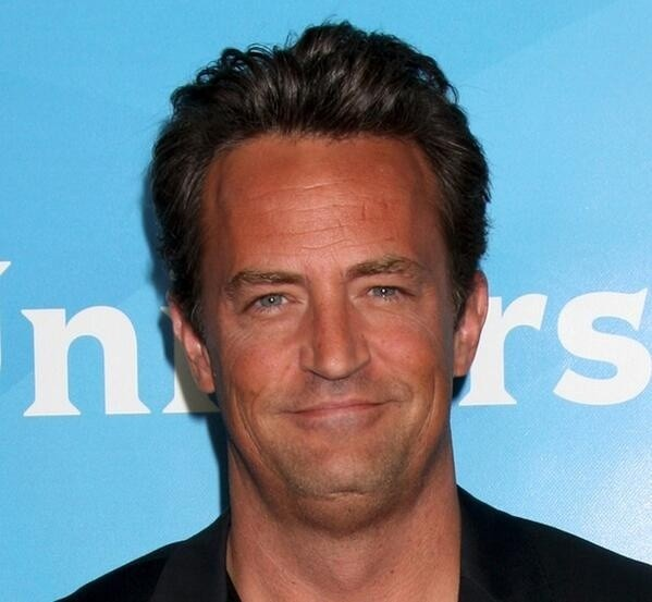 Matthew Perry, el actor de Friends, en terapia intensiva