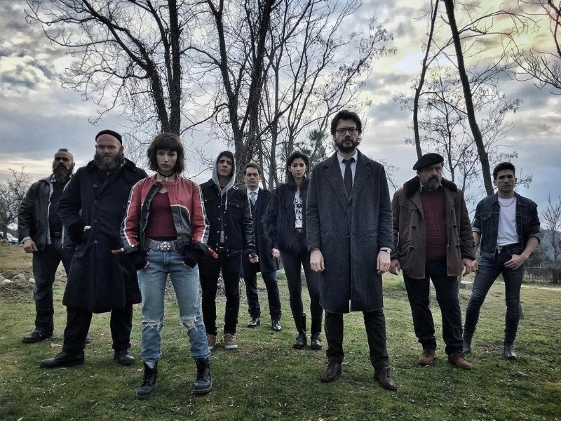 La casa de papel tendría cuarta temporada, dice actor
