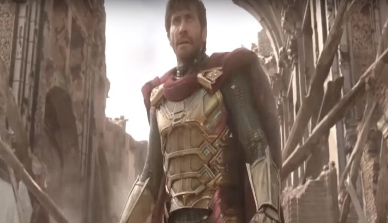 Spider-man: Far from home, trailer oficial
